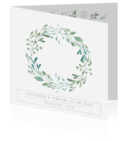 Wedding vow | Greenery