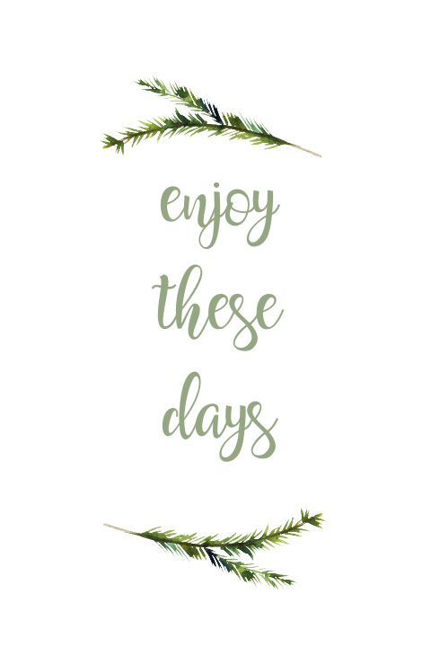 Christmas | Enjoy these day