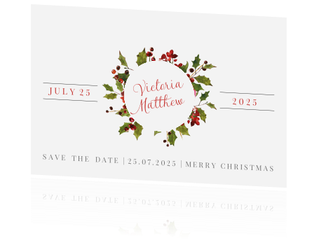 Christmas | Save the date